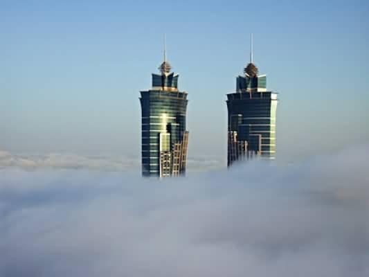 Photo of جيه دبليو ماريوت ماركي دبي .. الفندق الأعلى في العالم