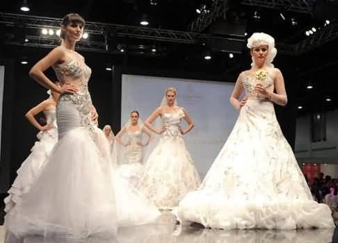 Photo of كل ما تهتم به العروس بمعرض العروس 2013