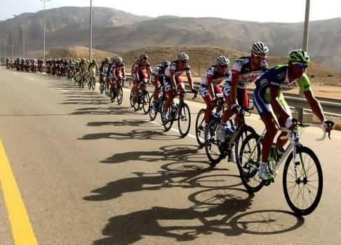 سباق الدراجات الهوائية