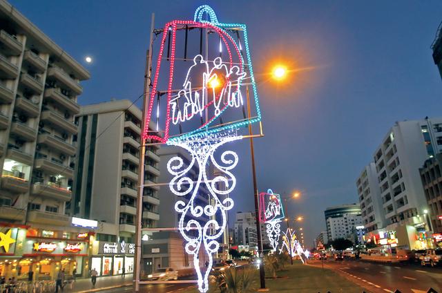 """صورة جدول فعاليات مهرجان دبي للتسوق ليوم الاثنين """"7 يناير"""""""