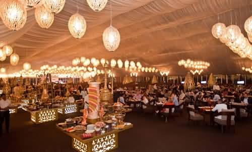 صورة فطور دبي الكبير أحدى فعاليات مهرجان دبي للتسوق
