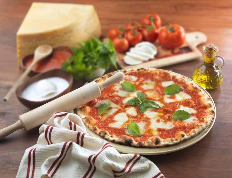 Photo of مطعم 800 بيتزا للمأكولات الإيطالية – ممشى مارينا دبي