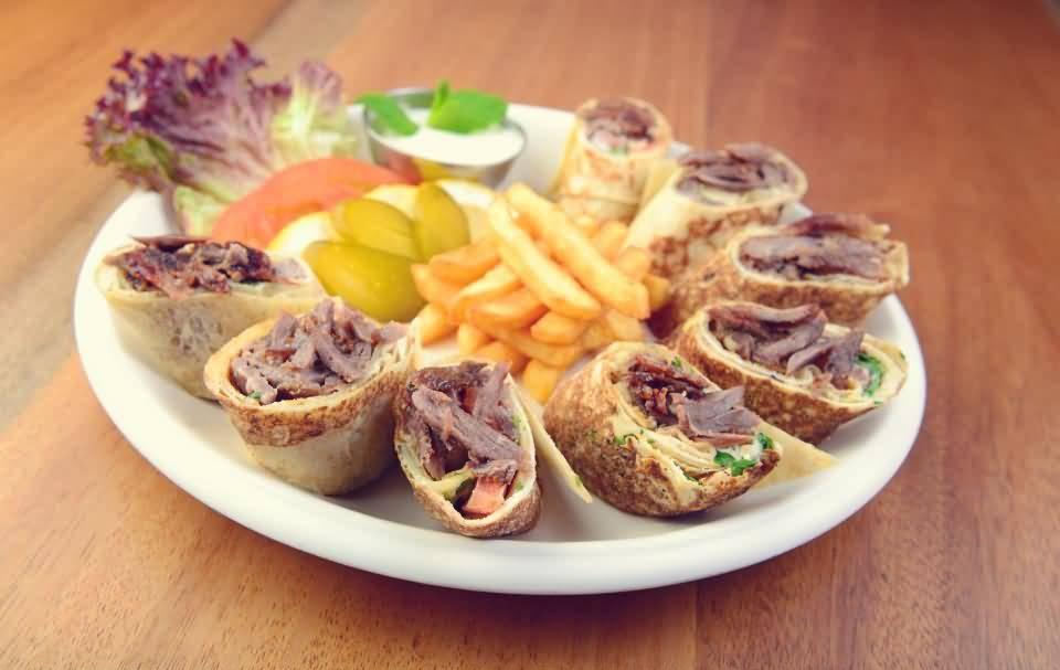 مطعم سمسم للمأكولات الشرقية – ممشى جميرا بيتش ريسدنس JBR