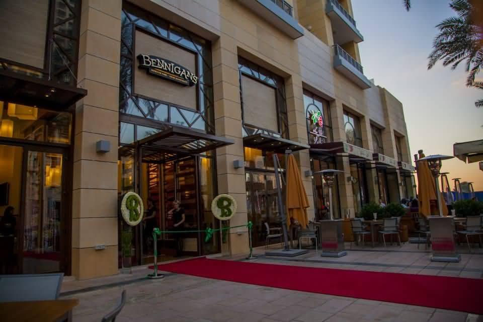 صورة مطعم بينيجانز للمأكولات الأمريكية والإيرلندية – دبي مول