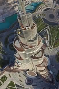 برج خليفة الأطول في العالم