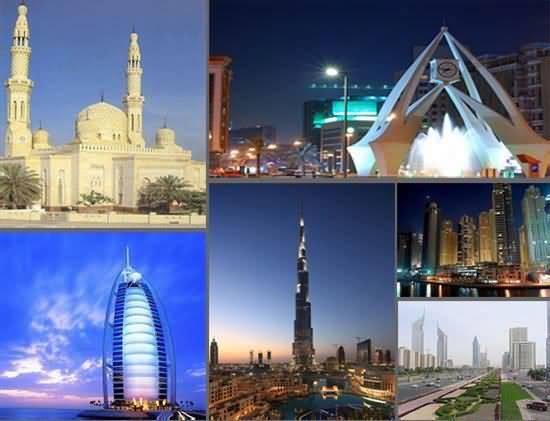 Photo of أبرز 10 معالم سياحية في دبي