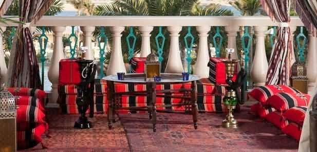 صورة مطعم ليفانتين في رمضان –  جزيرة النخلة