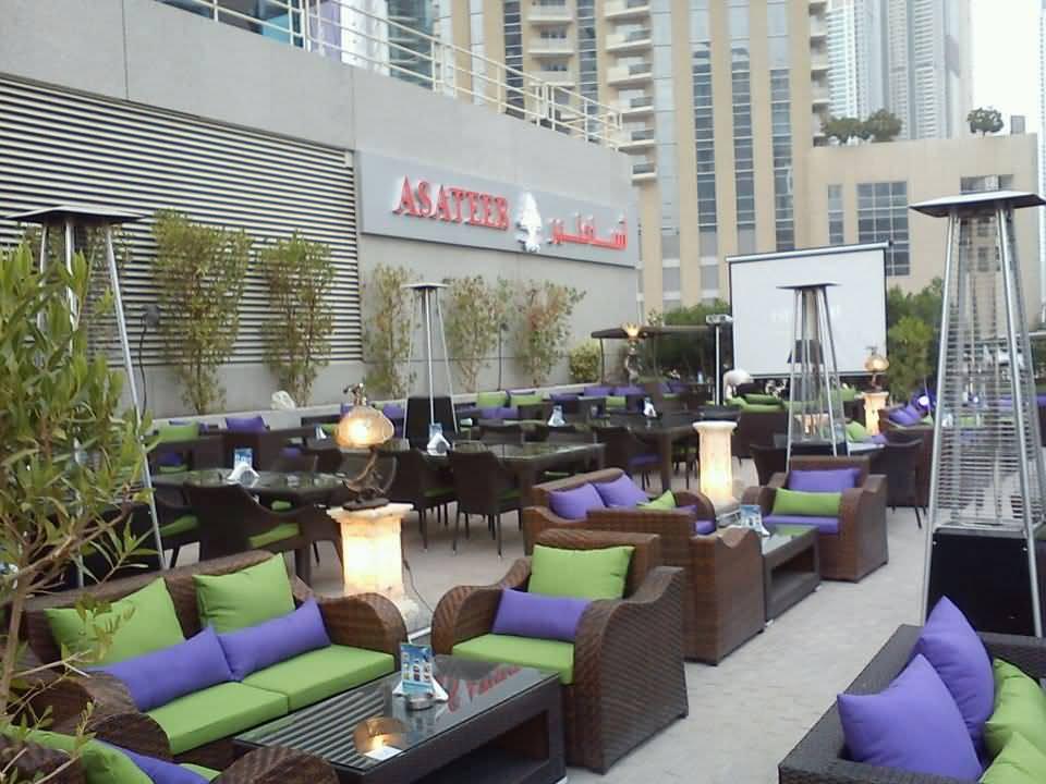 صورة مطعم ومقهى أساطير في رمضان – مرسى دبي