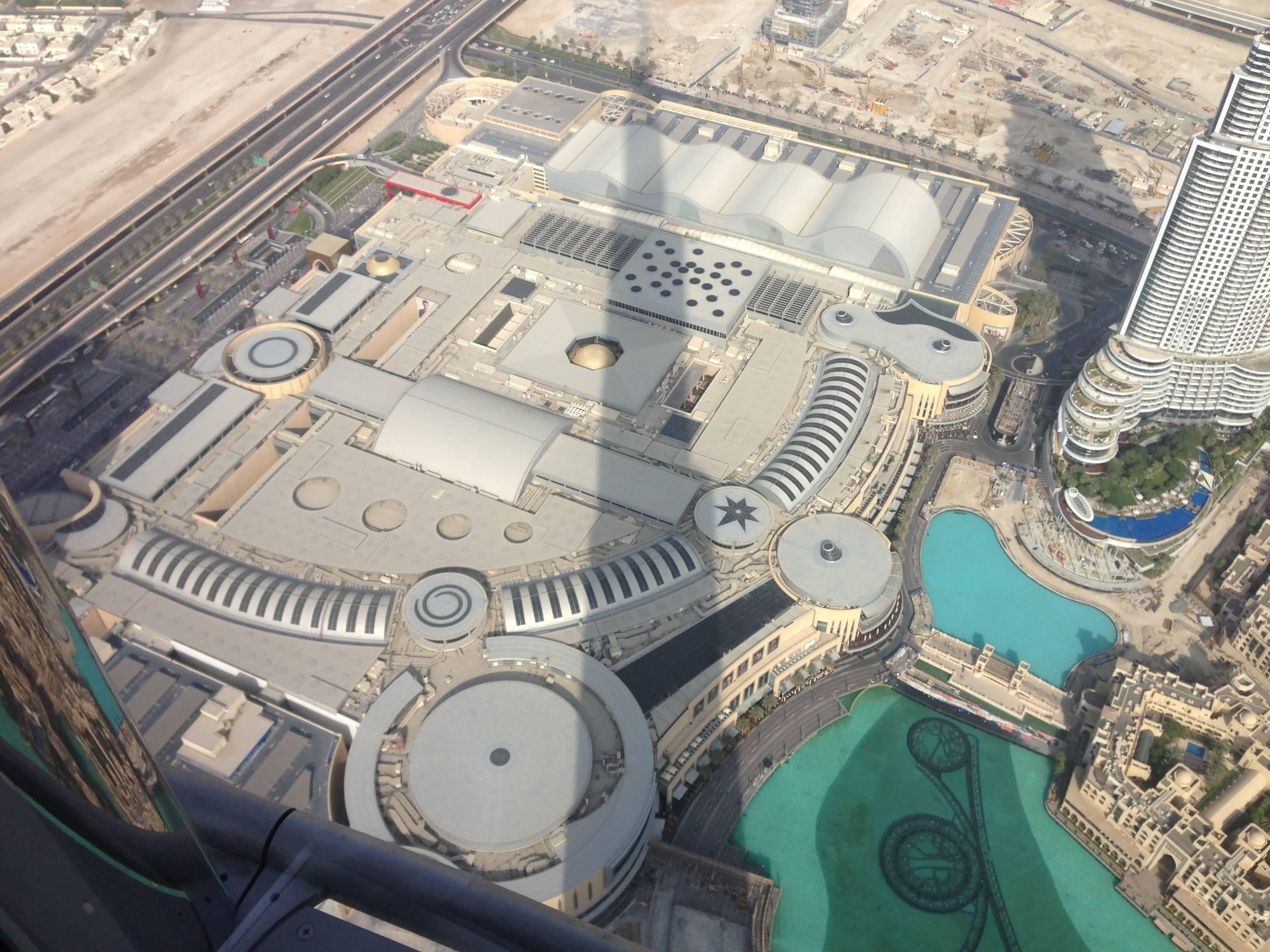 جولة من قمة برج خليفة