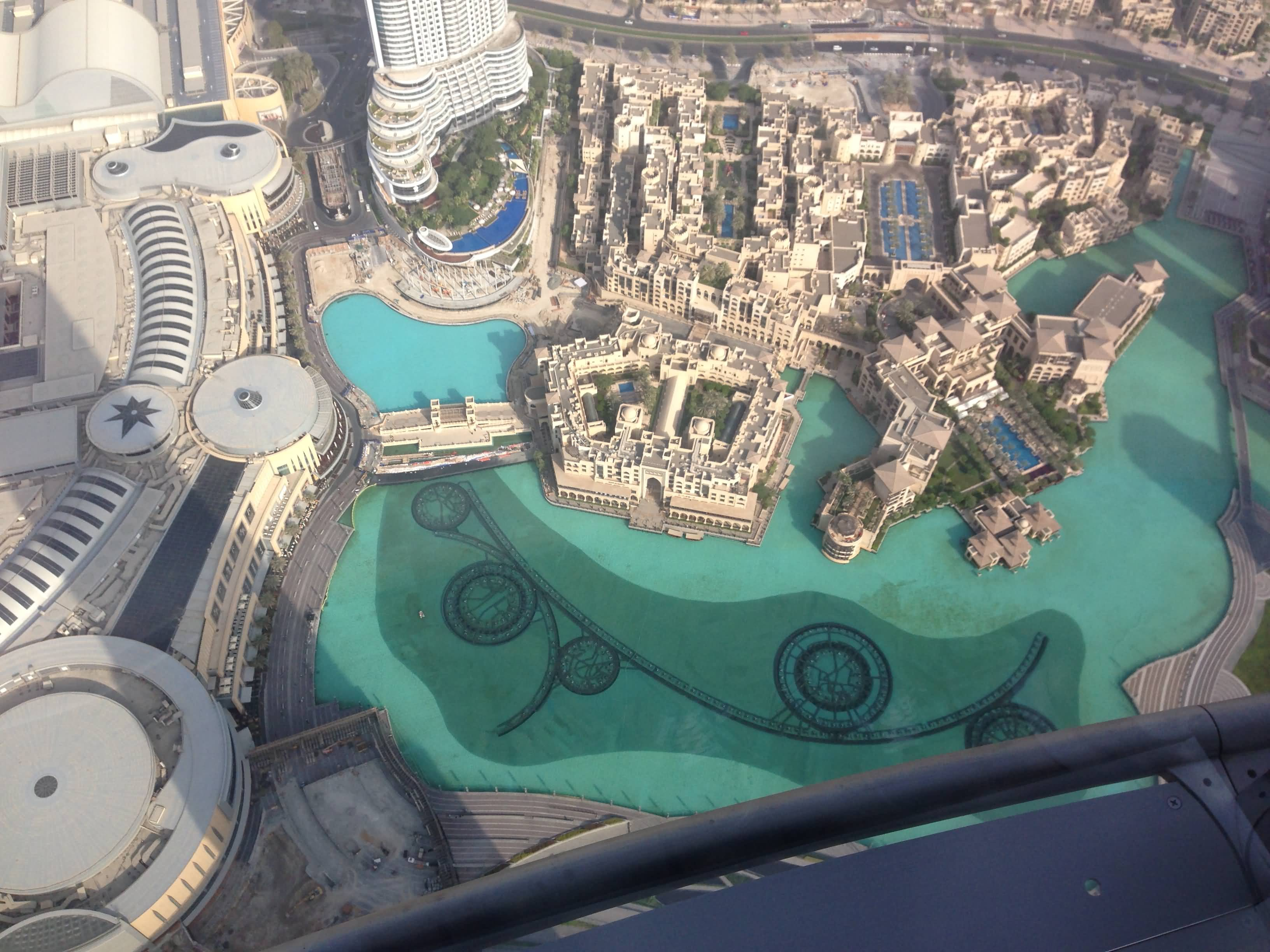 Photo of كيف تبدو دبي من أعلى برج خليفة ؟