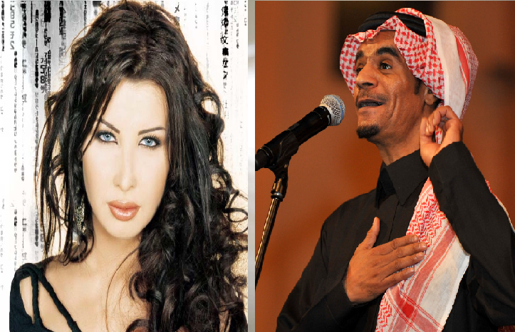 Photo of حفل رابح صقر ونانسي عجرم بدبي ثالث أيام عيد الفطر