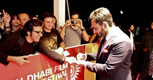 Photo of مهرجان أبوظبي السينمائي 2013