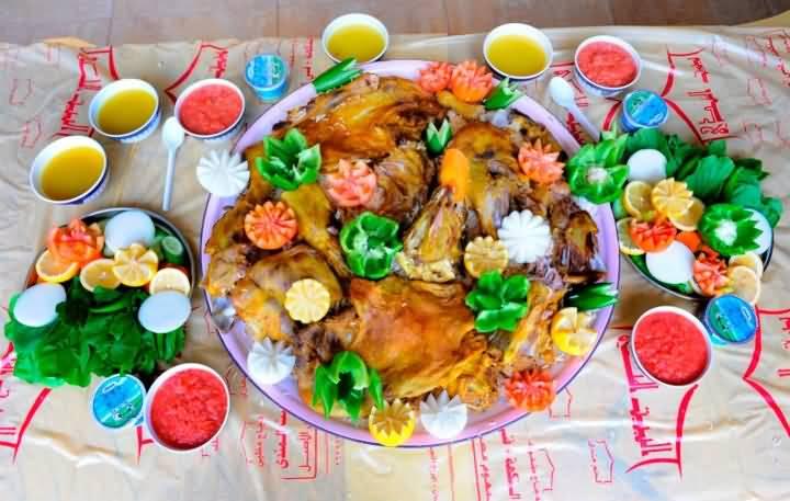 مطعم بيت المندي المكان المثالي لتناول طعام الغداء أو العشاء