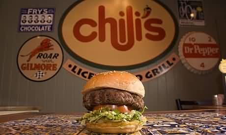 صورة مطعم تشيليز للمأكولات الأمريكية – دبي مول