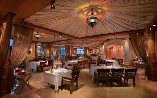 مطعم أوتار….أناقة بخمسة نجوم في قلب دبي