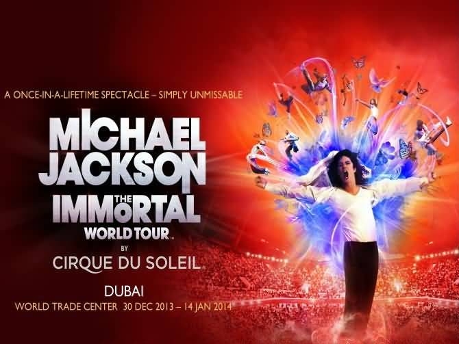 Photo of فرقة سيرك دو سوليه تقدم عرضا مسرحيا عن حياة مايكل جاكسون