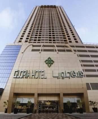 فندق جلوريا – شارع الشيخ زايد