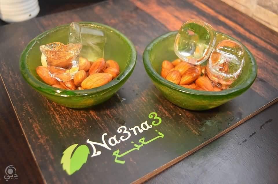 صورة مطعم ومقهى نعنع للشيشة والمأكولات الشرقية –  مارينا دبي