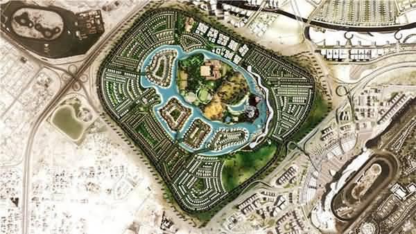 Photo of دستريكت ون دبي تضم أضخم بحيرة اصطناعية في العالم