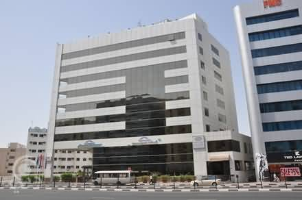 فندق هاورد جونسون – بر دبي