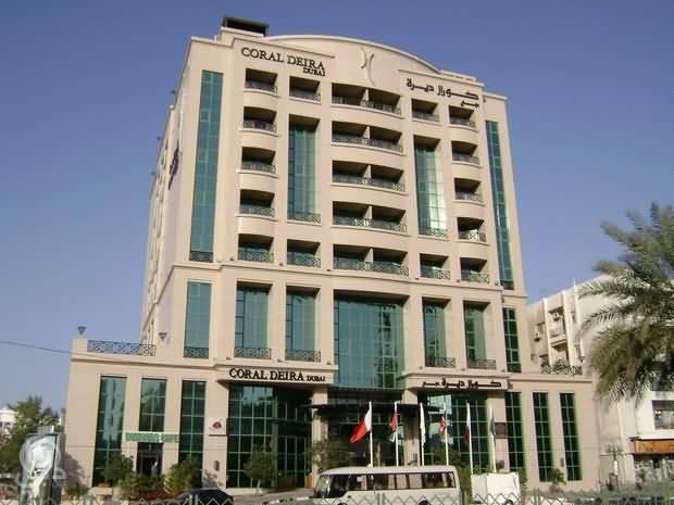 فندق كورال ديرة دبي – شارع المرقبات