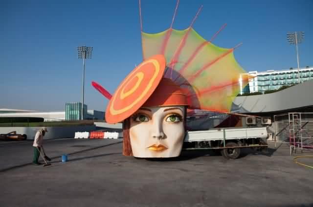 صورة دبي تستضيف معرض كبينت أوف كريوستي للفنان التشكيلي جايمي بويبلا