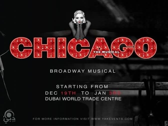 Photo of مسرحية شيكاغو الموسيقية تقدم أولى عروضها في دبي