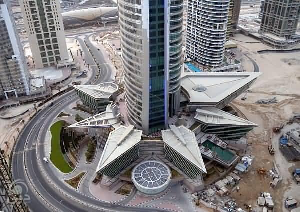 Photo of برج الماس .. ثالث أطول الأبراج في دبي