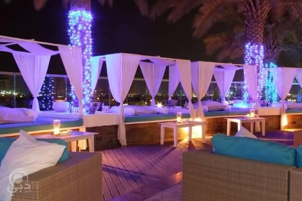 مطعم سالامار للمأكولات العربية – دبي مارينا