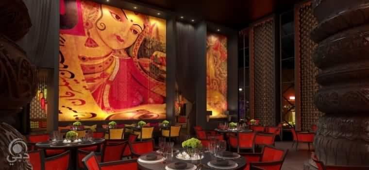 مطعم رانج محل باي اتول كوشار للمأكولات الهندية – شارع الشيخ زايد
