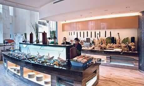 مطعم ديونز كافيه للمأكولات الأوروبية – شارع الشيخ زايد