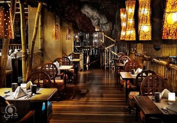 مطعم بامبو لاجون للمأكولات الأوروبية – ديرة