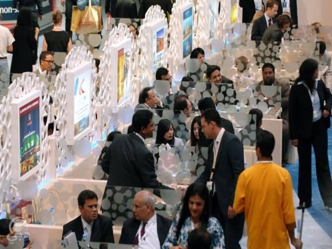 Photo of دبي تستضيف سوق السفر العربي 2014