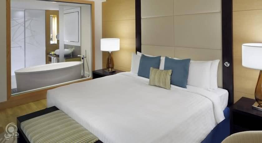 فندق ماريوت دبي الجداف – الجداف دبي