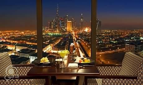مطعم كريس وذ أه فيو للمأكولات الآسيوية – بر دبي