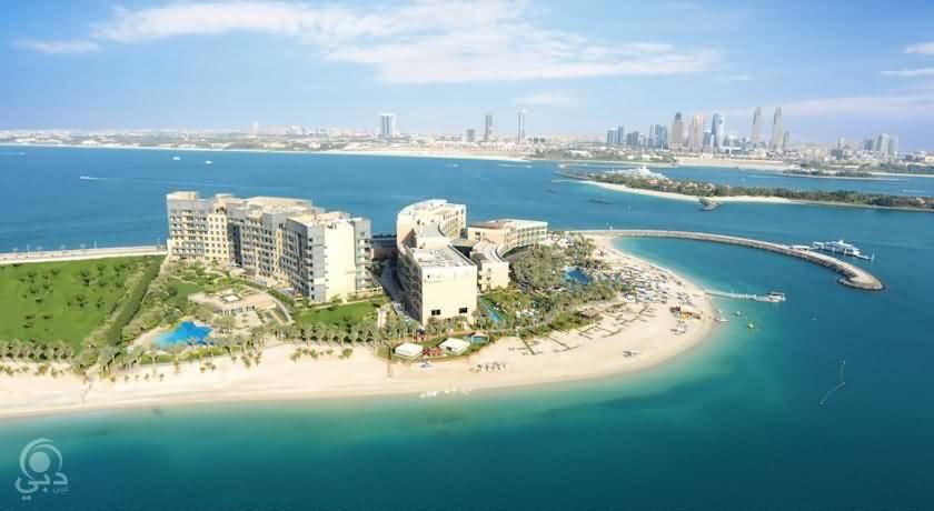 منتجع و فندق ريكسوس – جزيرة النخلة