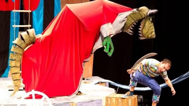 Photo of المسرحية العائلية كابتن فلين وقراصنة الديناصور في دبي