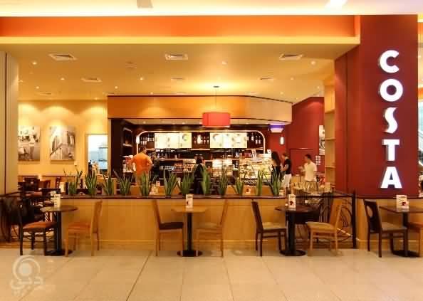 Photo of قهوتك عنا!! مقهى كوستا دبي