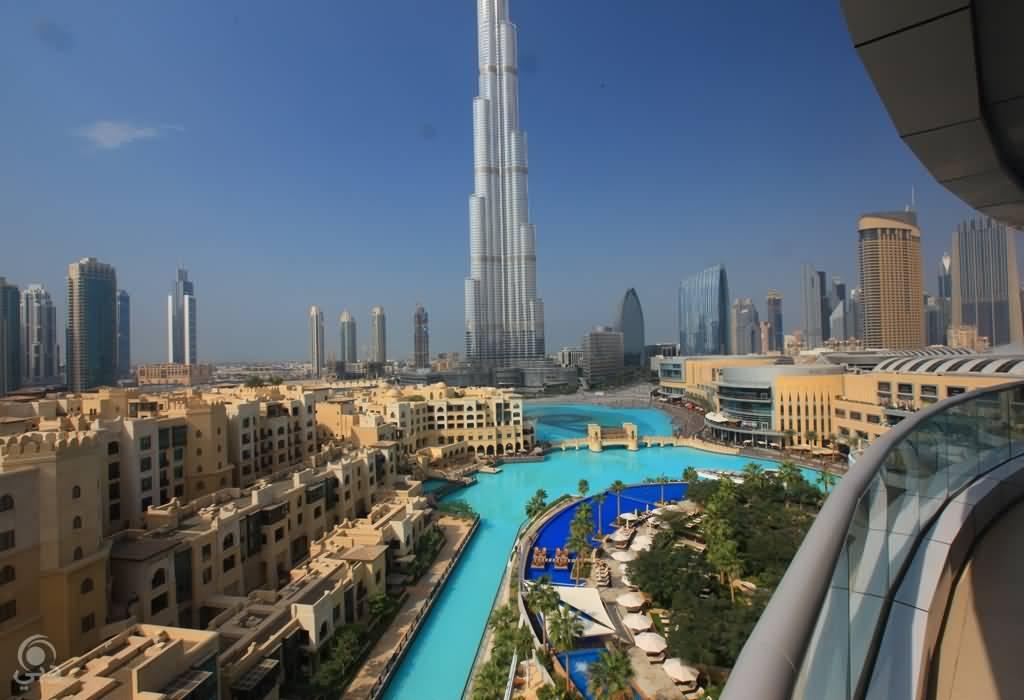 Photo of أفضل 3 أحواض سباحة في دبي
