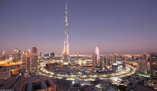 Photo of 4 مباني ستبهرك بزيارتها في دبي