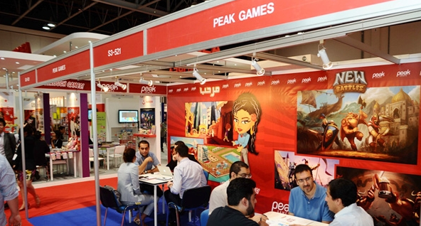Photo of ترقبوا .. معرض دبي للألعاب الفيديو الدولي 2014
