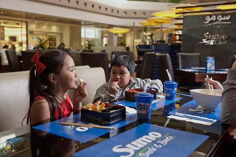 Photo of مطعم سومو سوشي آند بنتو يضيف طبقين جديدين لقائمة طعامه
