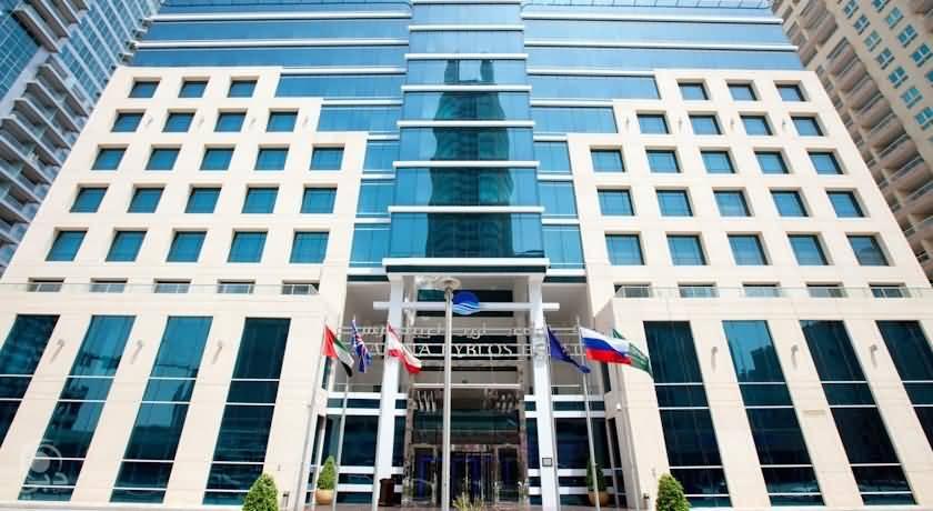 فندق مارينا بيبلوس – مرسى دبي