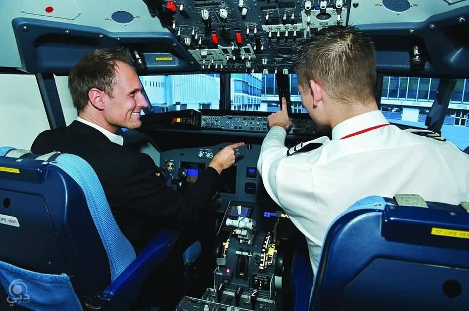 خدمة آي بايلوت يقدم تجربة طيران إفتراضية لا تنسى