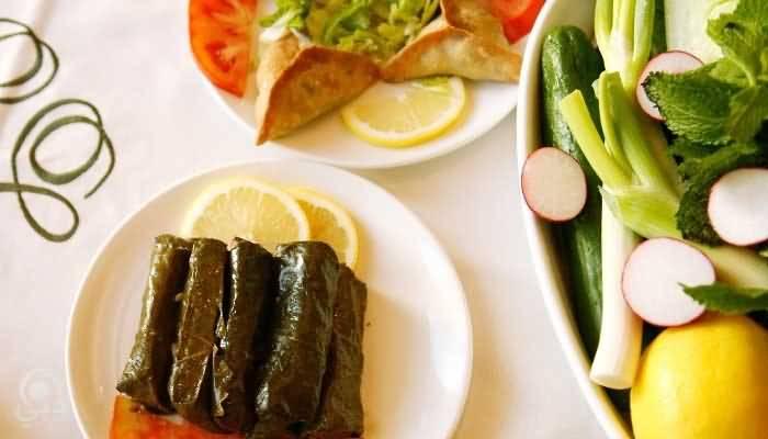 مطعم و مقهى عبد الوهاب للمأكولات الشرقية – دبي مارينا