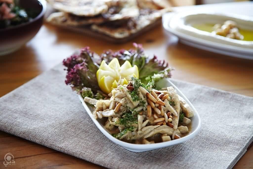 مطعم فلوكة للمأكولات البحرية – جميرا
