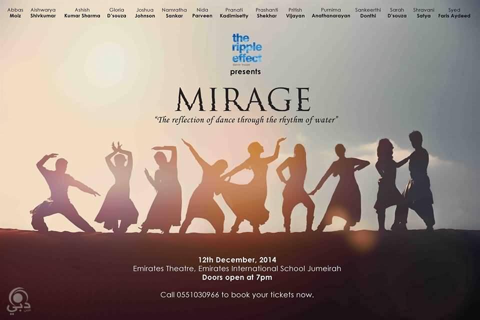 Photo of ترقبوا … عرض الرقص ميراج من فرقة ذا ريبل إفيكت دانس في دبي