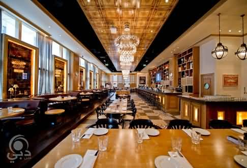 Photo of مطعم ذا جراميرسي للمأكولات العالمية – مركز دبي المالي العالمي