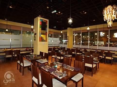 مطعم بنجابي باي ناتشر للمأكولات الهندية – عود ميثاء