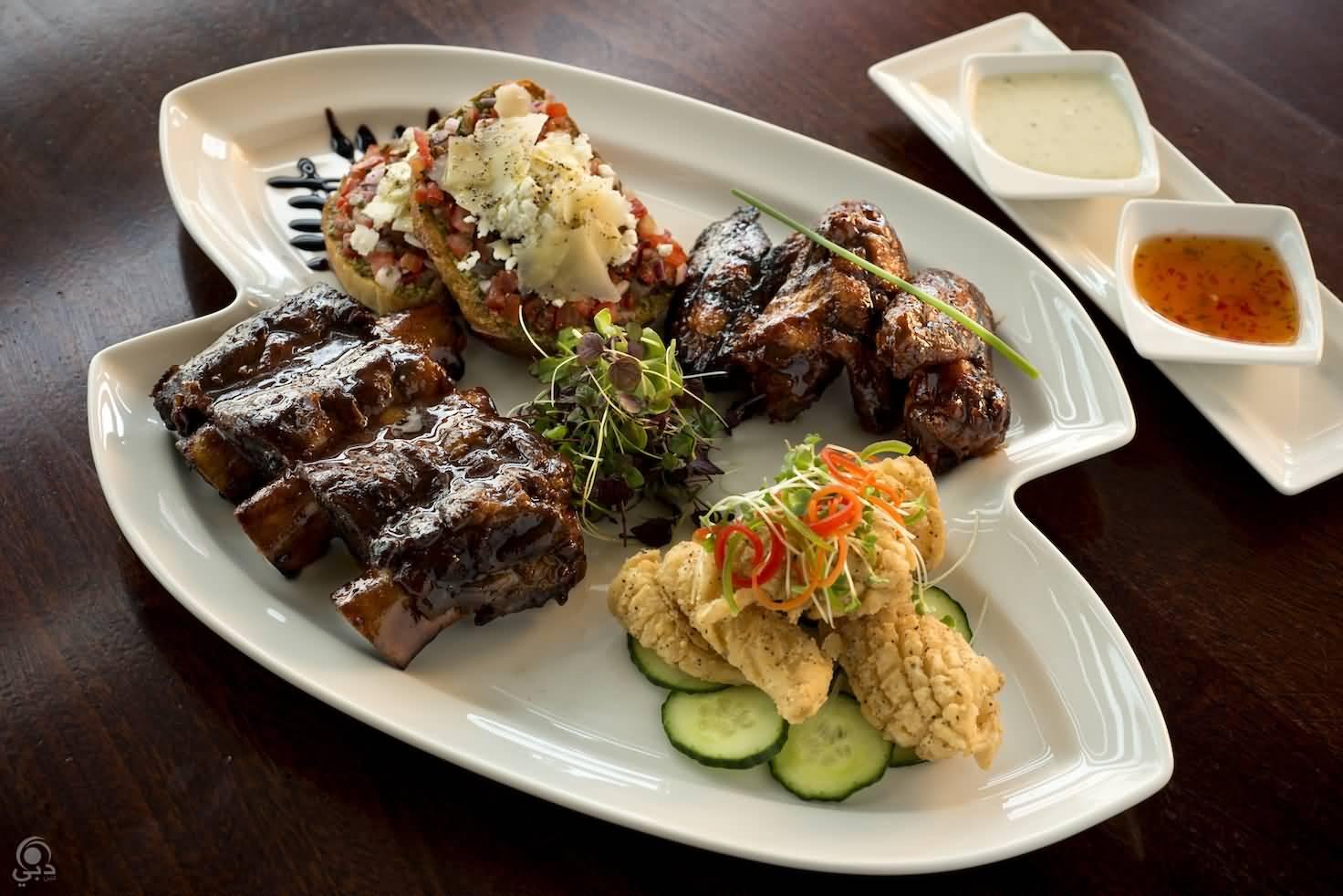 صورة مطاعم ذا ميت كو في دبي
